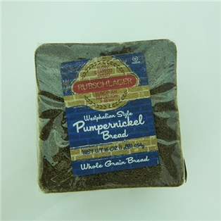 Rubschlager Whole Grain Pumpernickel