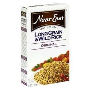 Near East Long Grain & Wild Rice (6 oz.)