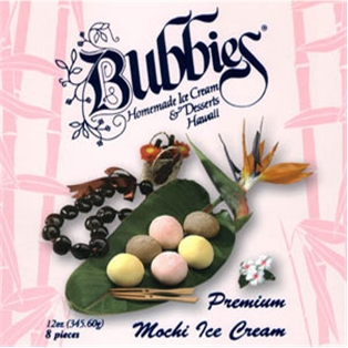 Bubbie's Mochi Ice Cream - Green Tea (10 oz.)